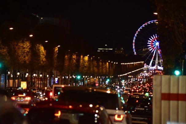 Paris, Avenue des Champs-Élysées, France